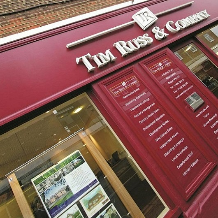 Tim Russ and company estate agents