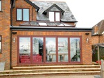 Single storey extension giving additional living space