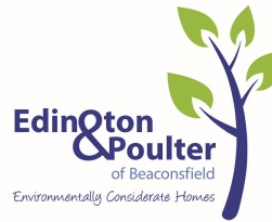 Edington & Poulter Ltd Environmentally Considerate Homes